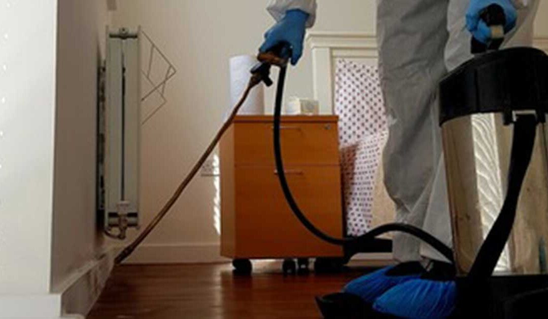 Coronavirus (COVID-19) Disinfecting Cleaning Service for the work place and the home