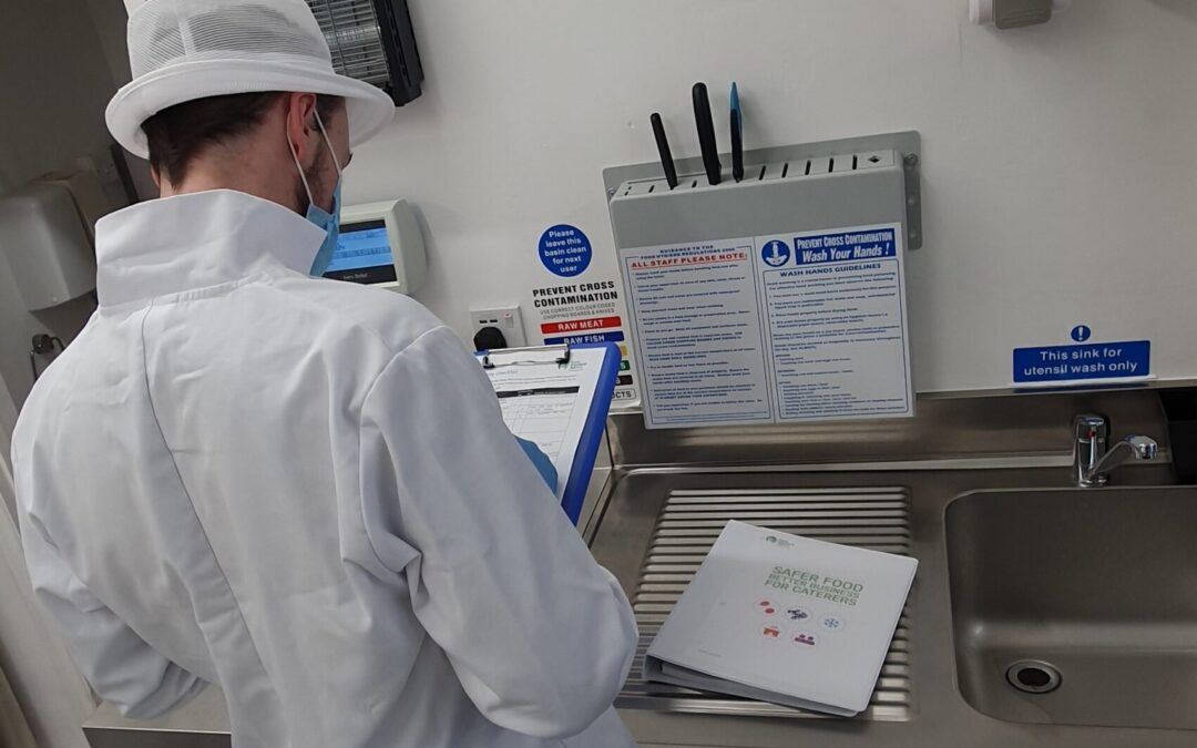 The Food Standards Agency Food Safety Checklist