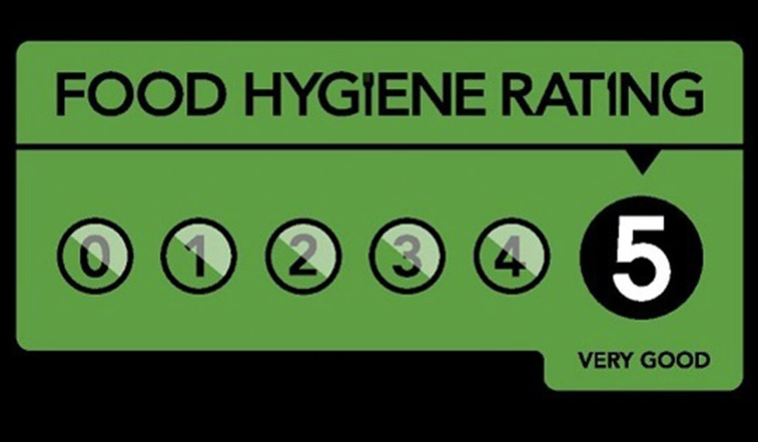 Top Tips For A Food Hygiene Rating Of 5