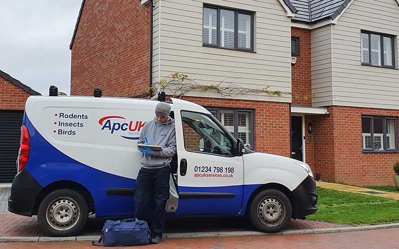 Residential & Commercial Pest Control Services